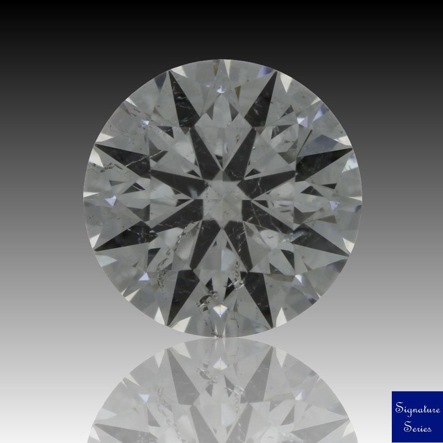 Diamond with Twinning Wisps