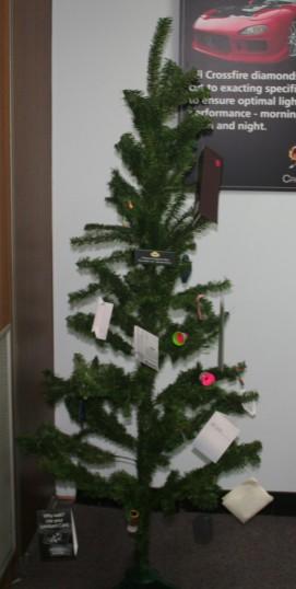 Jogia Diamonds' Christmas Tree