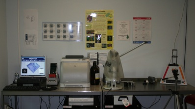 Our Diamond Lab