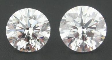 2 carat diamonds